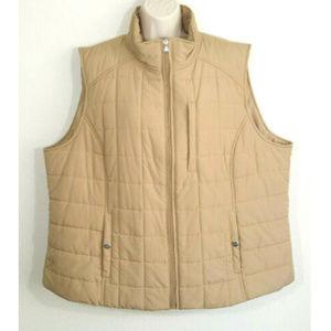 LAUREN RALPH LAUREN Puffer Jacket Vest 2808E1